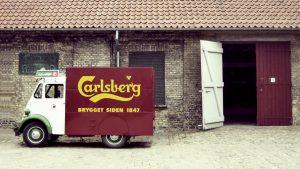 Prohlídka pivovaru Carlsberg @ Carlsberg - návštěvnícké centrum
